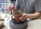 陶芸体験-4