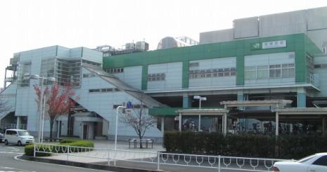 相模原駅-JR