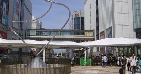 JR、小田急線町田駅