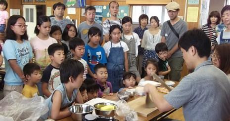 出張陶芸体験・団体での申し込み