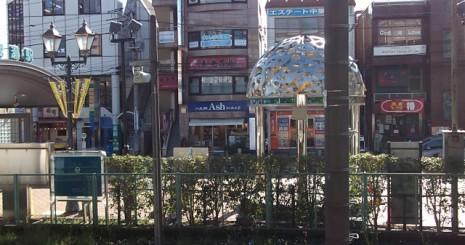 成瀬駅から10分