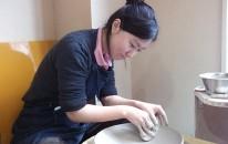 陶芸教室講師 木和田