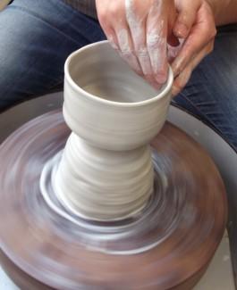 陶芸教室師楽